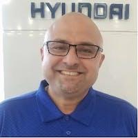 Jorge Garcia at Centennial Hyundai