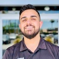 Amir Ghasemi-Monfared at Centennial Hyundai