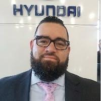 Gilbert Valenzuela at Centennial Hyundai