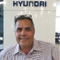 David Decosta at Centennial Hyundai