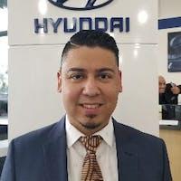 Francisco Novoa at Centennial Hyundai