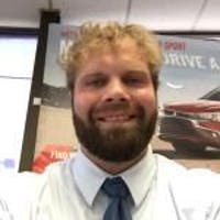 Jesse Dickerson at Russ Darrow Mitsubishi