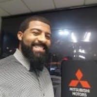 Aaron Henderson  at Russ Darrow Mitsubishi