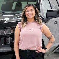 Nohemy (Mimi) Sarmiento at Dan Cummins Chevrolet Buick of Paris