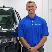 Jackson Lainhart at Dan Cummins Chevrolet Buick