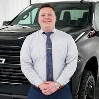 Tim Walton at Dan Cummins Chevrolet Buick of Paris