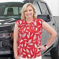 Kristin Holbrook at Dan Cummins Chevrolet Buick of Paris