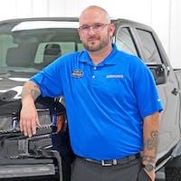 Joshua McBride at Dan Cummins Chevrolet Buick of Paris