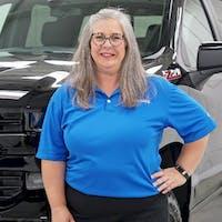 Andrea Long at Dan Cummins Chevrolet Buick of Paris