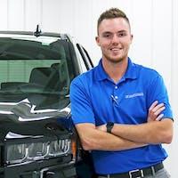 Blaine Snellen at Dan Cummins Chevrolet Buick