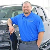 Reed Wilson at Dan Cummins Chevrolet Buick of Paris
