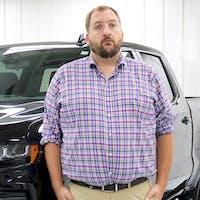 Curt Adams at Dan Cummins Chevrolet Buick of Paris
