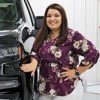 Krissi Morris at Dan Cummins Chevrolet Buick of Paris