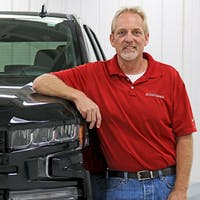 Gary Mingey at Dan Cummins Chevrolet Buick