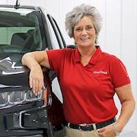 Stacey Sheeler at Dan Cummins Chevrolet Buick - Service Center