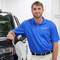 Zach Treilobs at Dan Cummins Chevrolet Buick