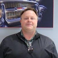 Tom Sizemore at Dan Cummins Chevrolet Buick