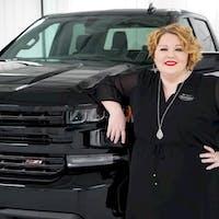 Jessica  Coleman at Dan Cummins Chevrolet Buick of Paris