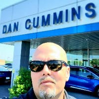 Joe Turner at Dan Cummins Chevrolet Buick