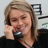 Amber  Painter at Dan Cummins Chevrolet Buick