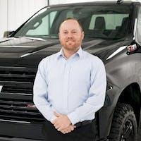 Chris Hunt at Dan Cummins Chevrolet Buick of Paris