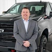 Brad Lewis at Dan Cummins Chevrolet Buick of Paris