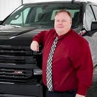 Tom Sizemore at Dan Cummins Chevrolet Buick of Paris
