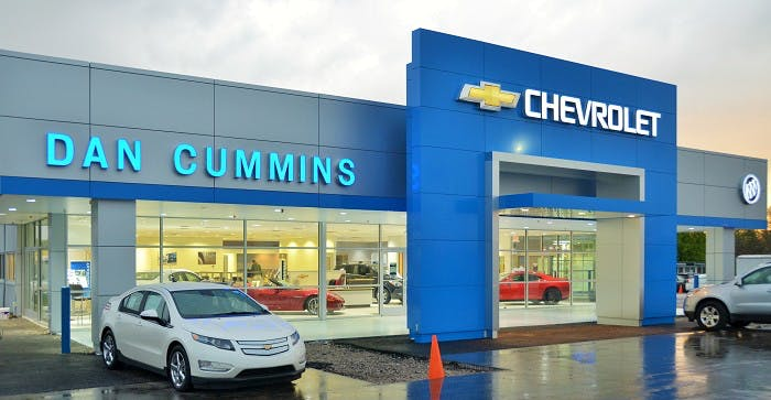 Dan Cummins Chevrolet Buick, Paris, KY, 40361