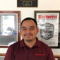 Carlos Lemus at Easterns Automotive Group of Temple Hills
