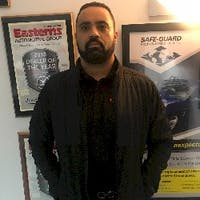 Ali Sorouri at Easterns Automotive Group of Temple Hills