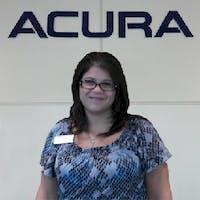 Felicia Lezi at Curry Acura