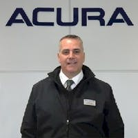 Nick Furio at Curry Acura