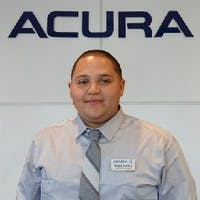 Frank Torres at Curry Acura