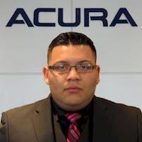 Joseph Ventura at Curry Acura