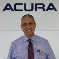 Charles Hakim  at Curry Acura