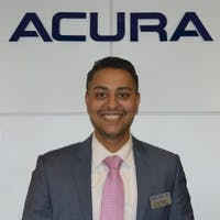 Parm Singh at Curry Acura