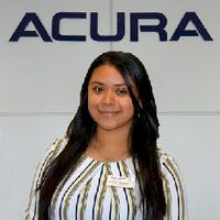 Jennifer Hernandez at Curry Acura