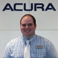 Chris Bach at Curry Acura