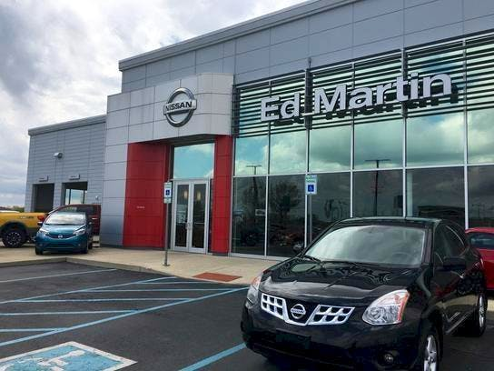 Ed Martin Nissan of Fishers, Fishers, IN, 46038
