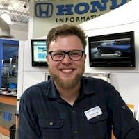Ben Larson at Curry Honda Chamblee