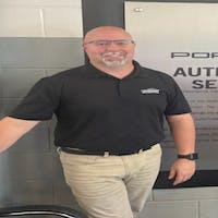 Brent Huffman at Paramount Porsche Volvo VW - Service Center