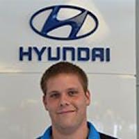 Colby Cloninger at Paramount Hyundai Hickory