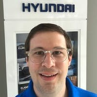 Andrew Newhouse at Paramount Hyundai Hickory