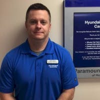 Jason Greene at Paramount Hyundai Hickory