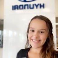 Katelyn Hamm at Paramount Hyundai Hickory