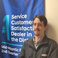 Aaron Bisesti at Paramount Hyundai Hickory - Service Center