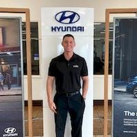 Chris Rhyder at Paramount Hyundai Hickory