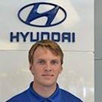 Matthew Church at Paramount Hyundai Hickory