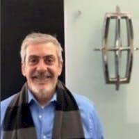 Tom Walters at Bob Rohrman's Schaumburg Lincoln