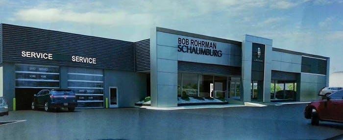 Bob Rohrman's Schaumburg Lincoln, Schaumburg, IL, 60173